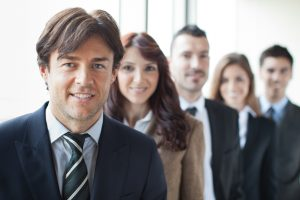 Group photo of Personal Injury Lawyers ready to solve a Birth Injury case.